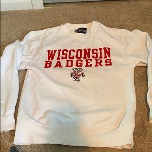Jan sport Wisconsin Badgers sweatshirt